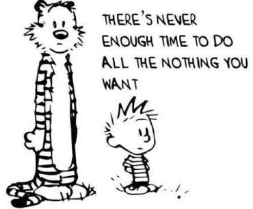 Ο χρόνος και το τίποτα